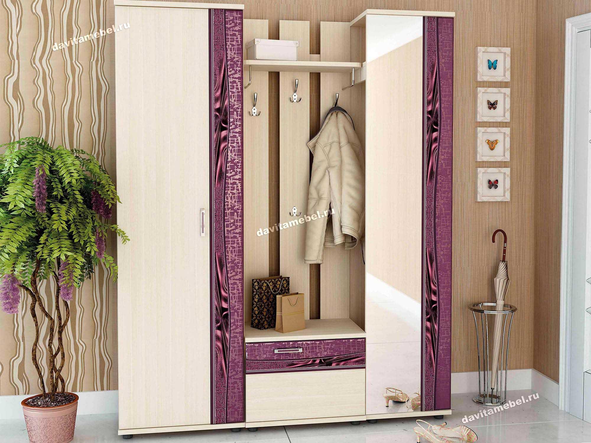 Набор мебели для прихожей маргарита 3 купить в спб, новоалта.
